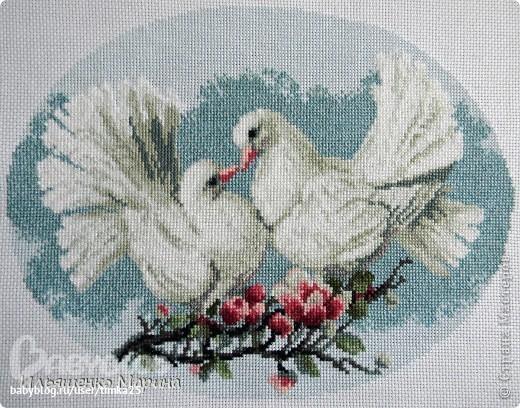 Вышивка крестом - Любовь и