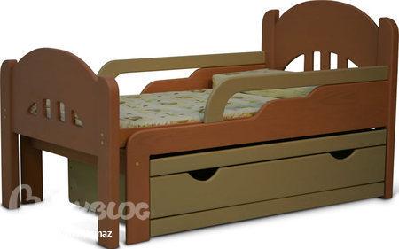 Раздвижная кровать «Kid» с