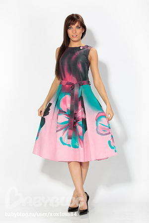 Купить Стильное Брендовое Платье