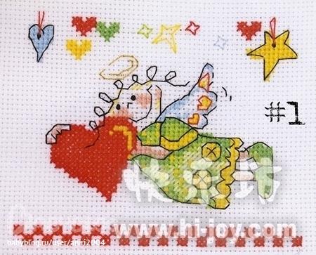 Вышивка крестом: Для Любителей Небольших Схемок ФОТО #3.