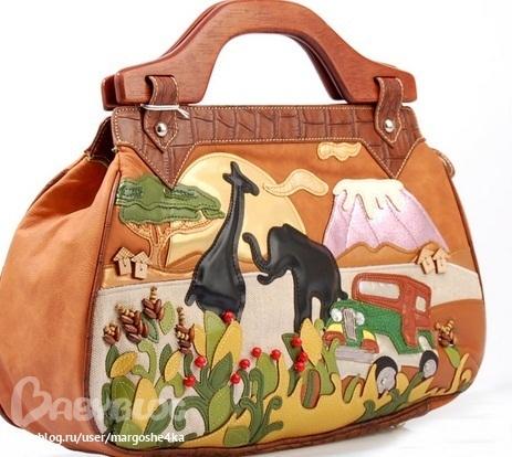 фото женских сумок