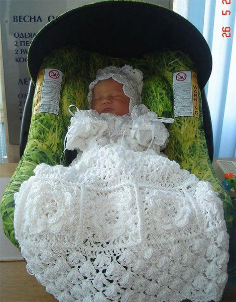 77Выкройки наборов для новорожденных