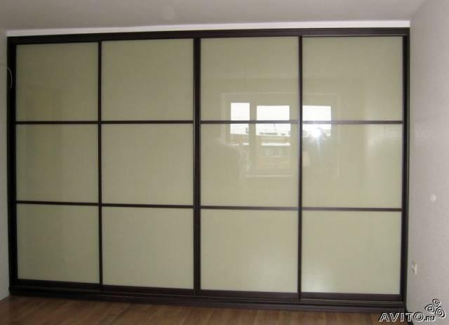 Раздвижные двери в встроенный шкаф своими руками фото 149
