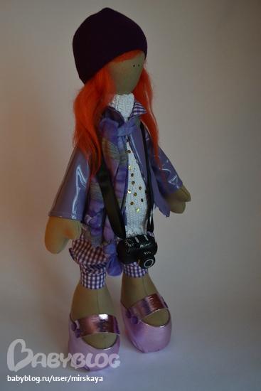 Очень взбудоражена куклами Татьяны Конне - спасибо ей за вдохновение.