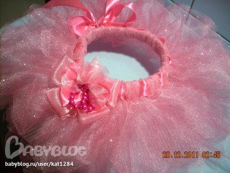 "Снова юбка-пачка юбка туту своими руками "" ProstoDelkino.com - поделки своими руками."