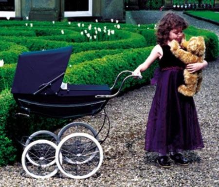 Силва Кросс Оберон (коляска для кукол)