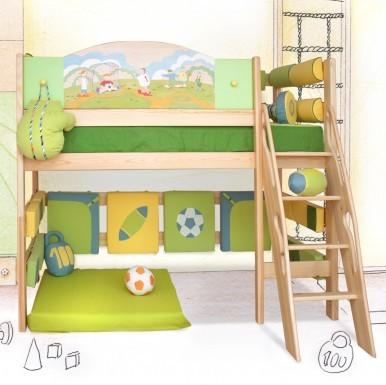 кровать детские близнецы