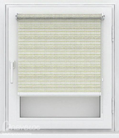 Фото Mini.  Рулонные шторы (рольшторы, жалюзи) для окон пвх.