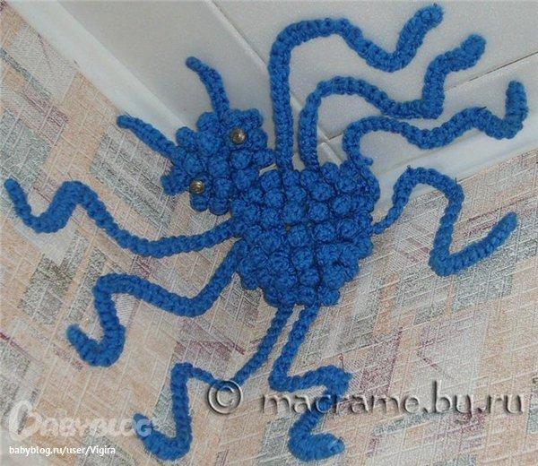 Макраме - схемы плетения узлов