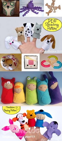 Игрушки для детей своими руками Детские игрушки Дети в радость!