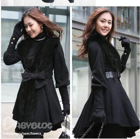 80d5f7cd9248 Стильная и модная одежда для девушек: Зимняя Верхняя Одежда
