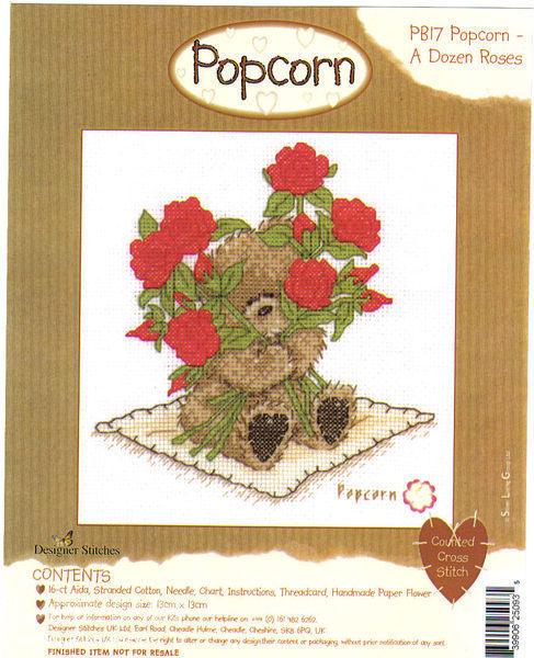 Поделиться. бесплатно. teddy. схема. розами. мишка. мишки.  Метки. крестом. крестиком.  Описание: Схема для вышивки...
