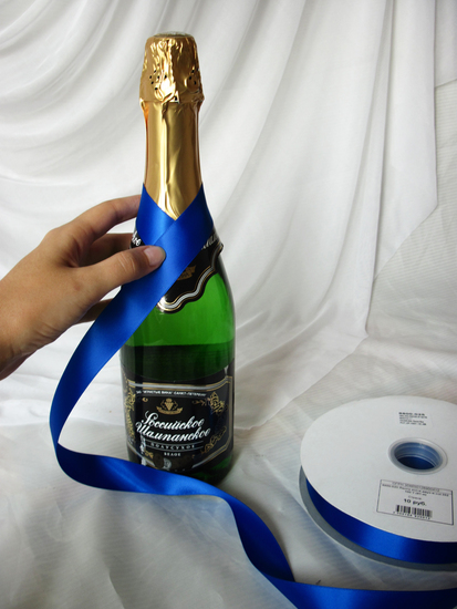 Шампанское на свадьбу сколько бутылок