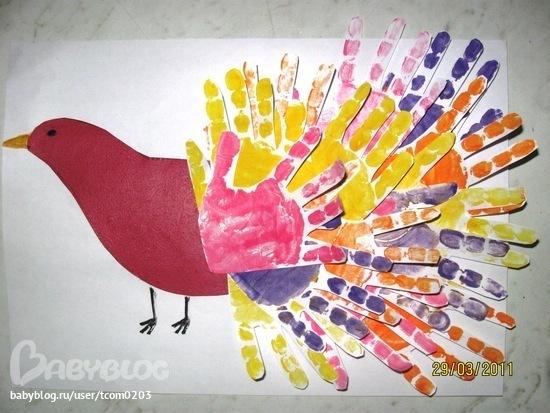 Идея волшебной жар-птицы прилетела к нам из сказки.  Давайте сделаем ее вместе с ребенком, а вдруг она исполнит все...